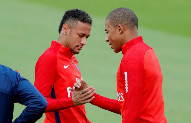 """PSG náo loạn vì """"Bom tấn"""" Mbappe 180 triệu euro: Từng suýt đến Arsenal - 10"""