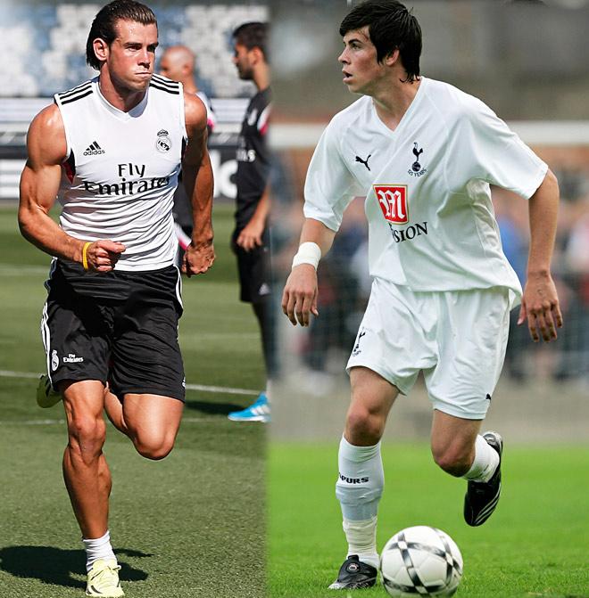 """""""Vua tốc độ"""" Gareth Bale miệt mài tập 6 múi, sắp vượt mặt CR7 - 1"""