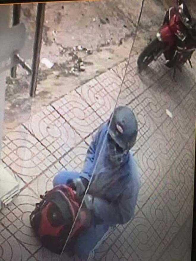 Vụ cướp ngân hàng ở Đồng Nai: Nghi phạm có hành tung bí ẩn - 1