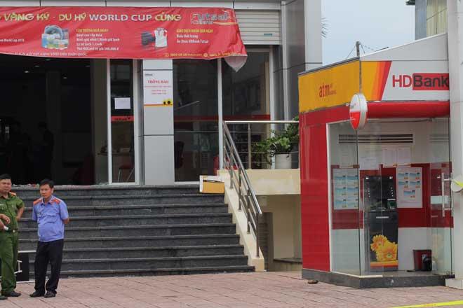 Vụ cướp ngân hàng ở Đồng Nai: Nghi phạm có hành tung bí ẩn - 2