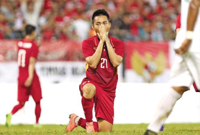 Sóng ngầm ở Liên đoàn Bóng đá Việt Nam - 1