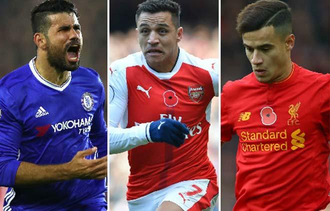 Ngoại hạng Anh trở lại: Coutinho, Costa, Sanchez và những mối hiểm họa (P2) - 2