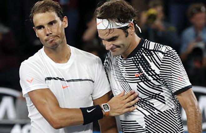 """""""Lời nguyền"""" US Open: Nadal gọi nhưng Federer không trả lời - 1"""