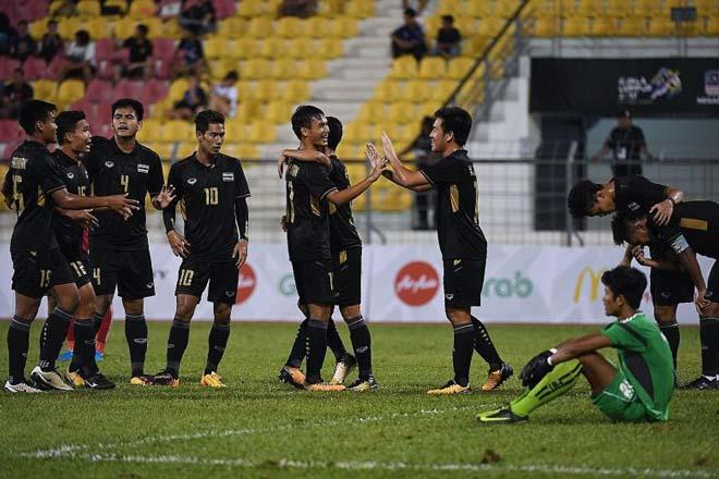 Chấn động trận Việt Nam – Campuchia bị nghi bán độ SEA Games 29 - 1