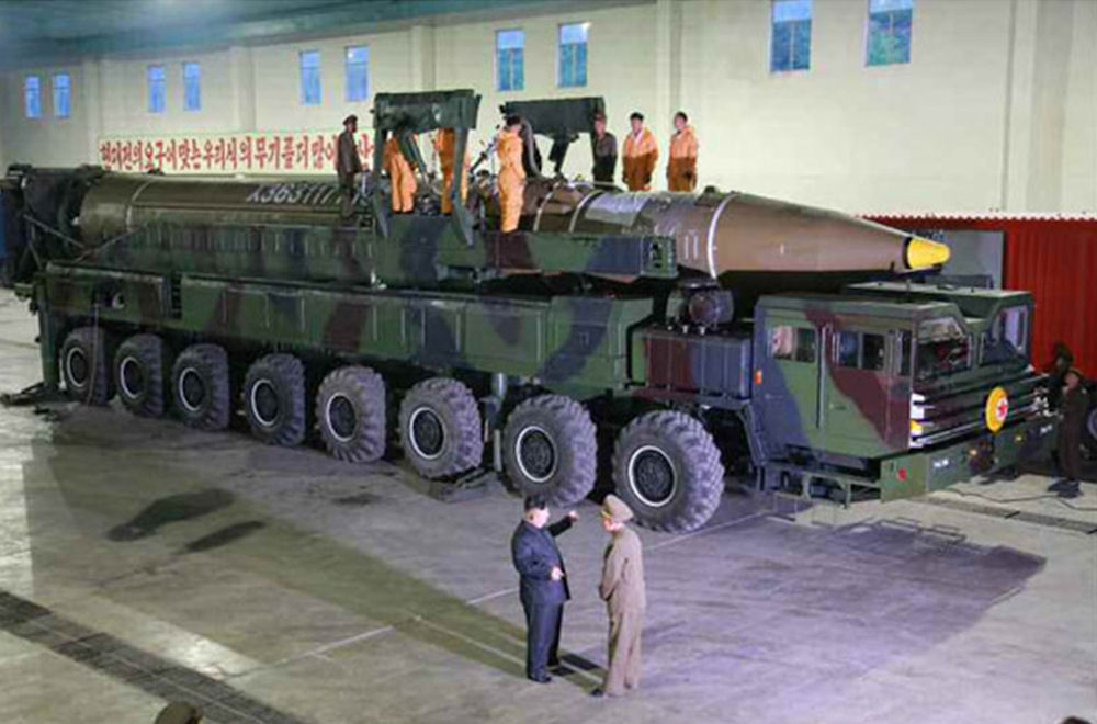 Điều khiến Mỹ, Hàn Quốc đau đầu nhất về Kim Jong-un - 3