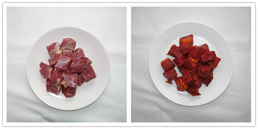 Bật mí cách tẩm ướp món bò sốt vang ngon đúng điệu - 2