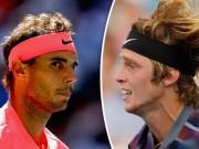 Thể thao - Nadal – Rublev: Choáng váng trong 1 tiếng rưỡi (Tứ kết US Open)