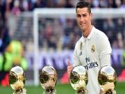 """Bóng đá - """"Rò rỉ"""" bỏ phiếu Bóng vàng: Ronaldo cửa trên, Messi - Buffon """"hít khói"""""""