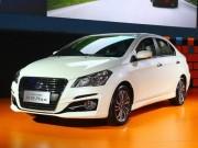 Tin tức ô tô - Suzuki Ciaz có bản nâng cấp, bắt mắt hơn hẳn