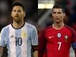 """Messi & Ronaldo """"khóc cùng nhau"""", dễ lỡ World Cup 2018"""