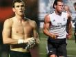 """""""Vua tốc độ"""" Gareth Bale miệt mài tập 6 múi, sắp vượt mặt CR7"""