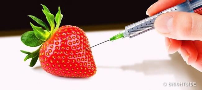 Mẹo nhận biết thực phẩm nhiễm hóa chất bằng mắt thường - 10