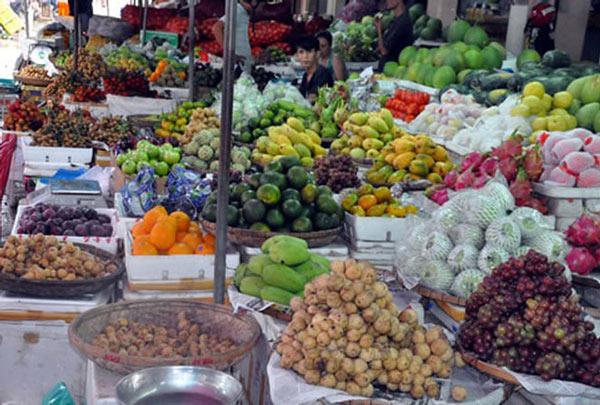 Việt Nam nhập trái cây từ Thái Lan tăng đột biến - 1