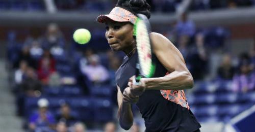 Chi tiết Venus Williams - Sloane Stephens: Break thứ 5 bản lề (KT) - 7