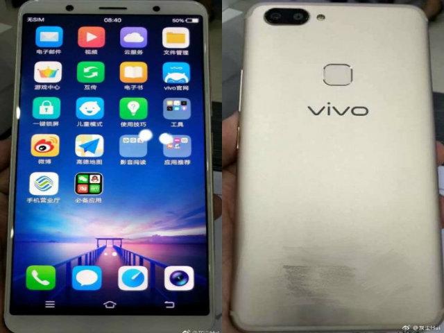 Lộ thông số của smartphone tầm trung Vivo X20 - 2