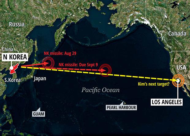 Triều Tiên sắp phóng tên lửa thế giới chưa từng thấy? - 2