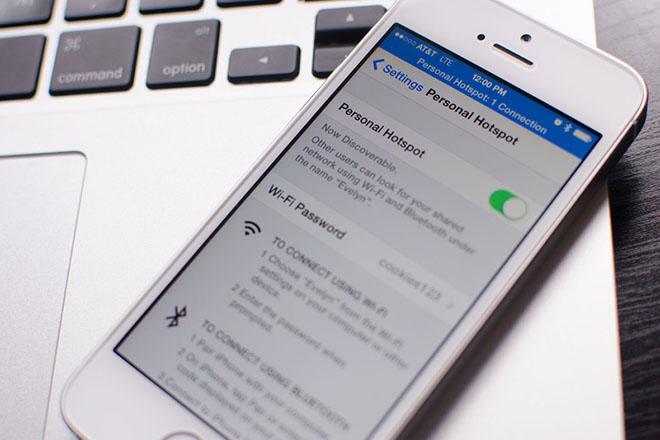 Cách xử lý khi không thể dùng iPhone làm điểm phát Wi-Fi - 2