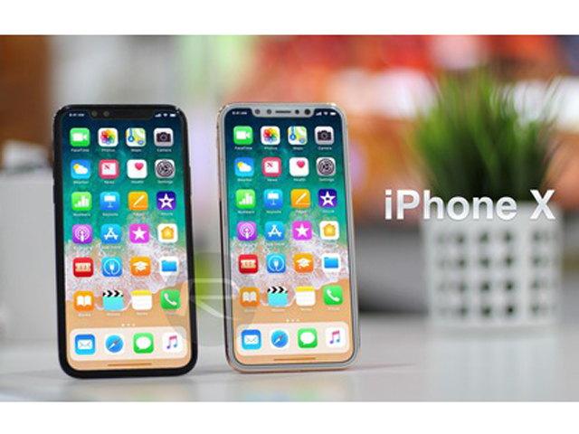 Apple sẽ nhận đơn đặt hàng iPhone 8 vào ngày 15/9 tới
