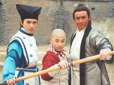 Những ngôi sao võ thuật xuất thân từ Thiếu Lâm Tự - 2