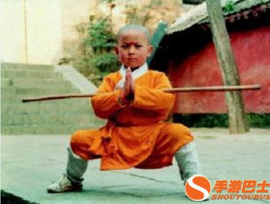 Những ngôi sao võ thuật xuất thân từ Thiếu Lâm Tự - 3