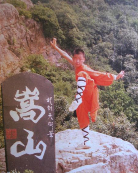 Những ngôi sao võ thuật xuất thân từ Thiếu Lâm Tự - 5