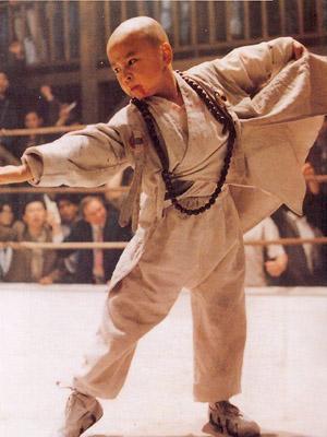 Những ngôi sao võ thuật xuất thân từ Thiếu Lâm Tự - 1