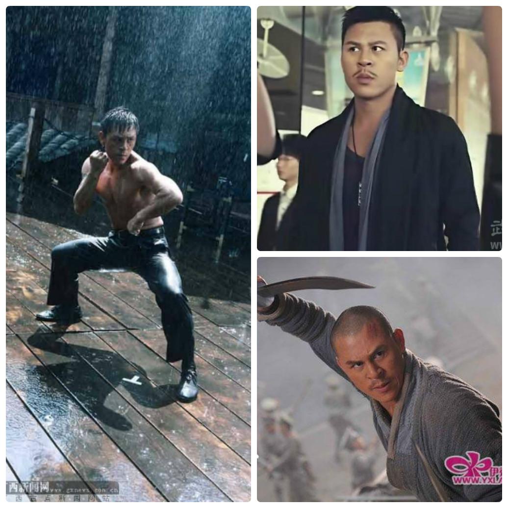 Những ngôi sao võ thuật xuất thân từ Thiếu Lâm Tự - 11
