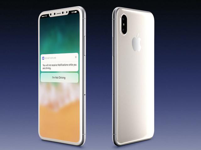 """iPhone 8 không có Touch ID, đã có tính năng """"hot"""" khác"""