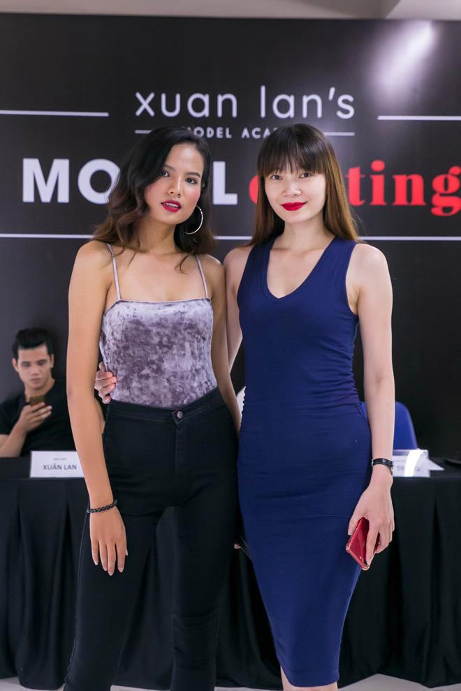 Nam Trung cùng Xuân Lan casting người mẫu trẻ, xóa tin đồn bất hòa - 3