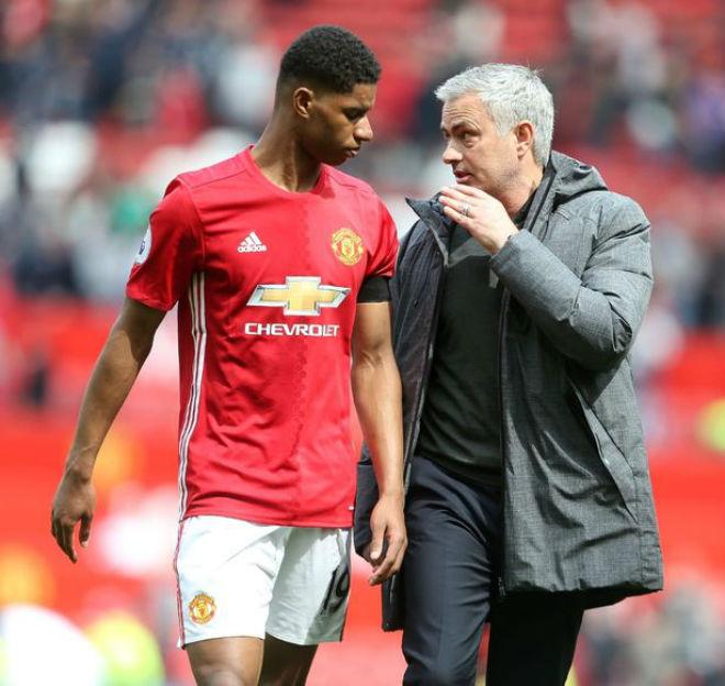 """MU - Mourinho giữ thế độc tôn: Dàn """"ngựa chiến"""" chờ xé lưới Stoke - 1"""
