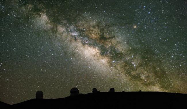 Đã mắt với những địa điểm ngắm sao đêm đẹp không thốt nên lời - 2