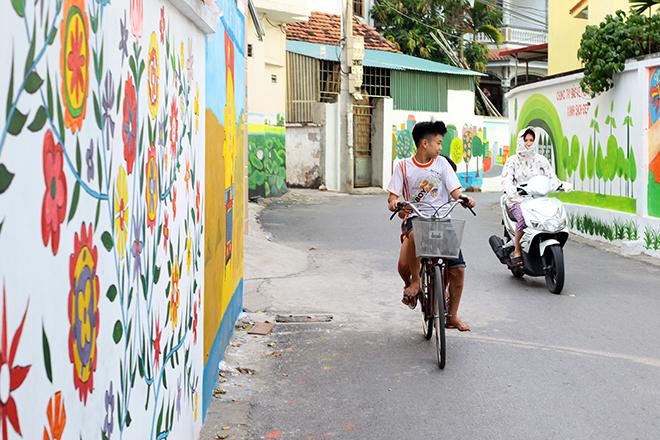 Con đường đẹp như cổ tích giữa lòng Thủ đô, ai cũng muốn ghé thăm một lần - 6