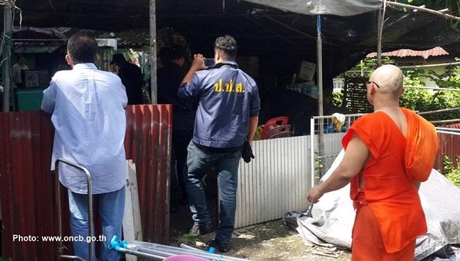 Sư Thái Lan lập trung tâm cai nghiện để làm điều kinh khủng - 1