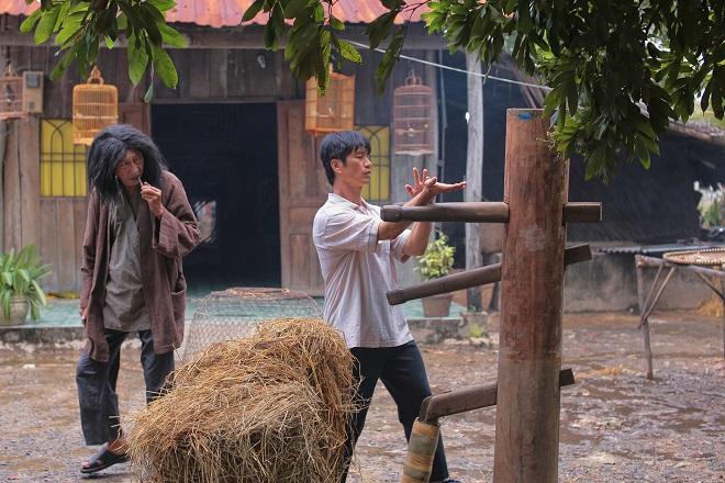 """Dustin Nguyễn khẳng định phim mới không nhảm nhưng """"lầy"""" - 4"""