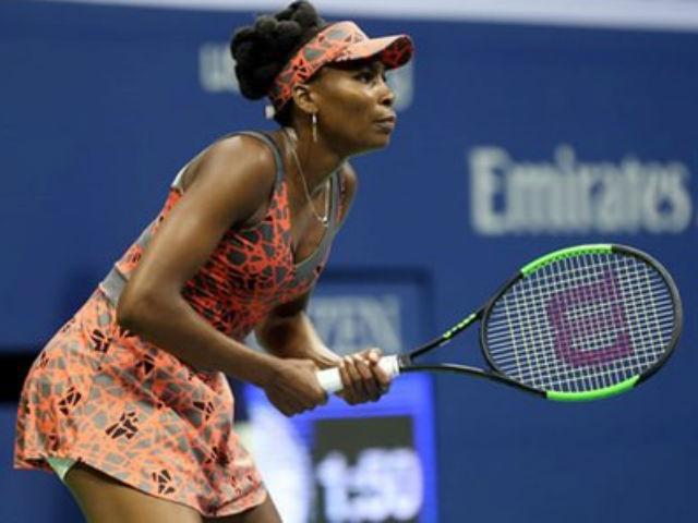 US Open ngày 12: Venus quyết không giải nghệ
