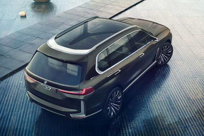 BMW X7: SUV hạng sang 7 chỗ hoàn toàn mới - 2