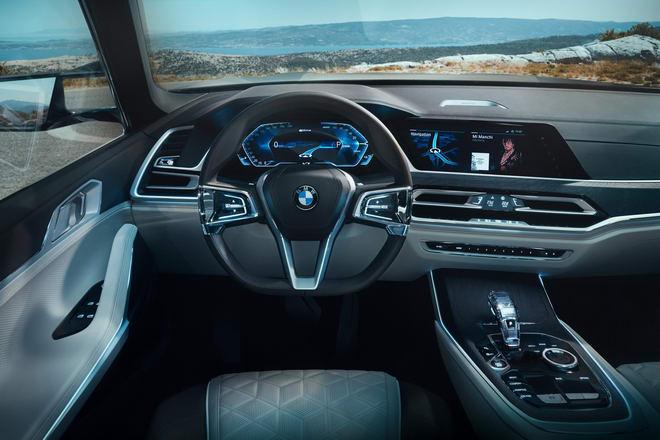 BMW X7: SUV hạng sang 7 chỗ hoàn toàn mới - 3