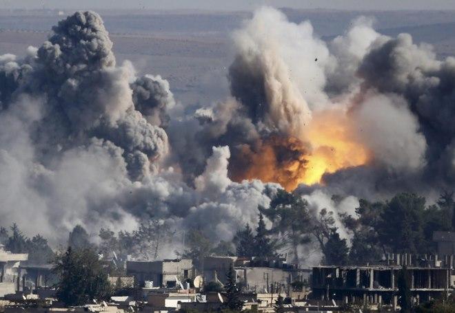 Chuyên gia vũ khí IS bị máy bay ném bom tiêu diệt - 1