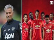 Bóng đá - MU: Ibra trở lại, Mourinho có hàng tấn công mạnh nhất lịch sử?