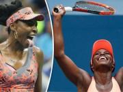 Thể thao - Venus Williams – Sloane Stephens: Siêu kịch tính sau 3 set (Bán kết US Open)