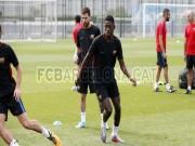 """Bóng đá - """"Bom tấn"""" Dembele 140 triệu euro """"bắt sóng"""" Messi, Barca vui như hội"""