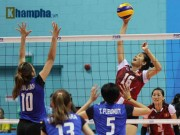 Lịch thi đấu Việt Nam dự vòng loại bóng chuyền nữ vô địch thế giới 2018