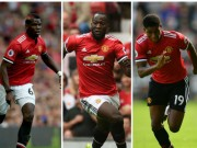 """Bóng đá - MU - Mourinho giữ thế độc tôn: Dàn """"ngựa chiến"""" chờ xé lưới Stoke"""