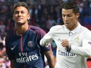"""Bóng đá - Tiết lộ động trời Neymar tới PSG: Chỉ là """"dự bị"""" cho Ronaldo"""