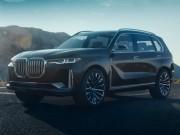 BMW X7: SUV hạng sang 7 chỗ hoàn toàn mới