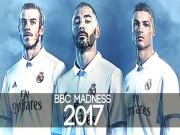 """Bóng đá - Real Madrid: Khi Ronaldo """"hết duyên"""" Bale và Benzema"""