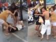 Người đàn bà đánh ghen trước Big C đối mặt nhiều tội danh