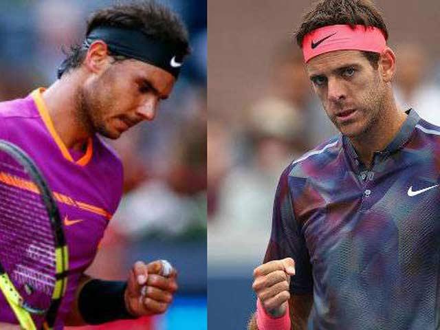 TRỰC TIẾP tennis Nadal - Del Potro: Hồi hộp trước giờ đại chiến (Bán kết US Open)