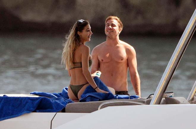 Bồ xinh SAO tuyển Đức mặc bikini đẹp nóng bỏng, cánh mày râu phát hờn - 6