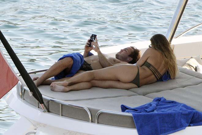 Bồ xinh SAO tuyển Đức mặc bikini đẹp nóng bỏng, cánh mày râu phát hờn - 7